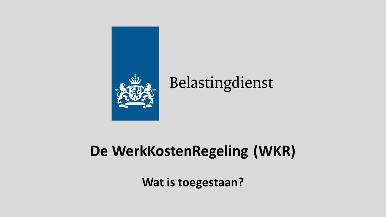 WKR Belastingdienst | Origineel Kerstpakket | De Witte Raaf Ermelo
